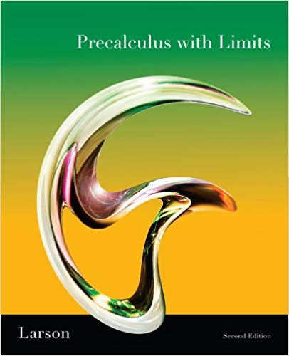 Book Cover for Precalculus with Li…