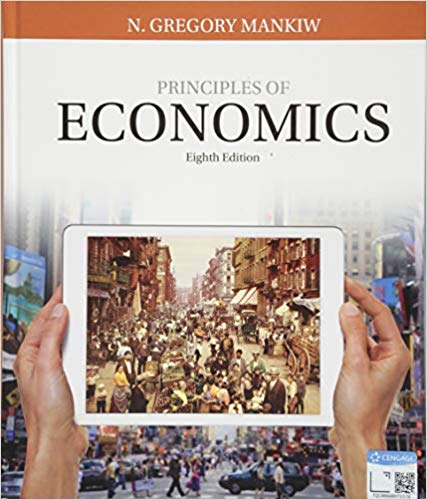 Book Cover for Principles of Econo…
