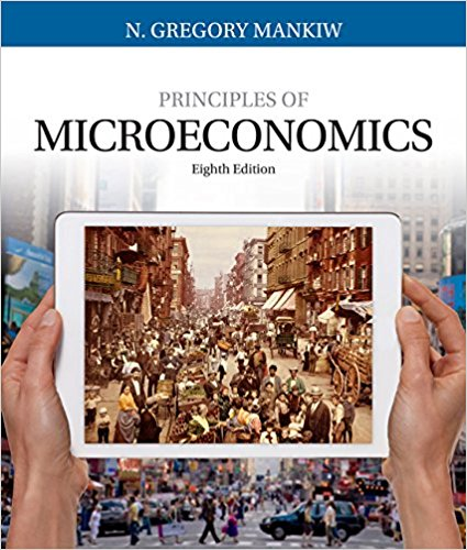 Book Cover for Principles of Micro…