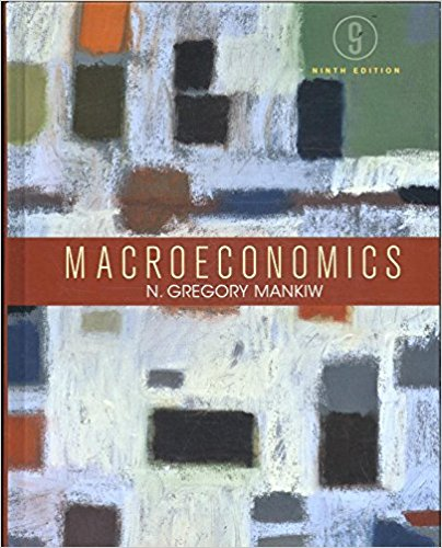 Book Cover for Macroeconomics