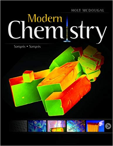 Solutions For Holt Modern Chemistry By Mickey Sa