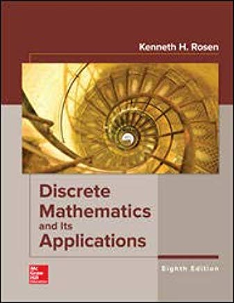 Book Cover for Discrete Mathematic…