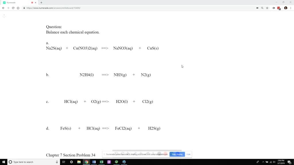 Complete Combustion of Hexane (C6H14) Balanced Equation