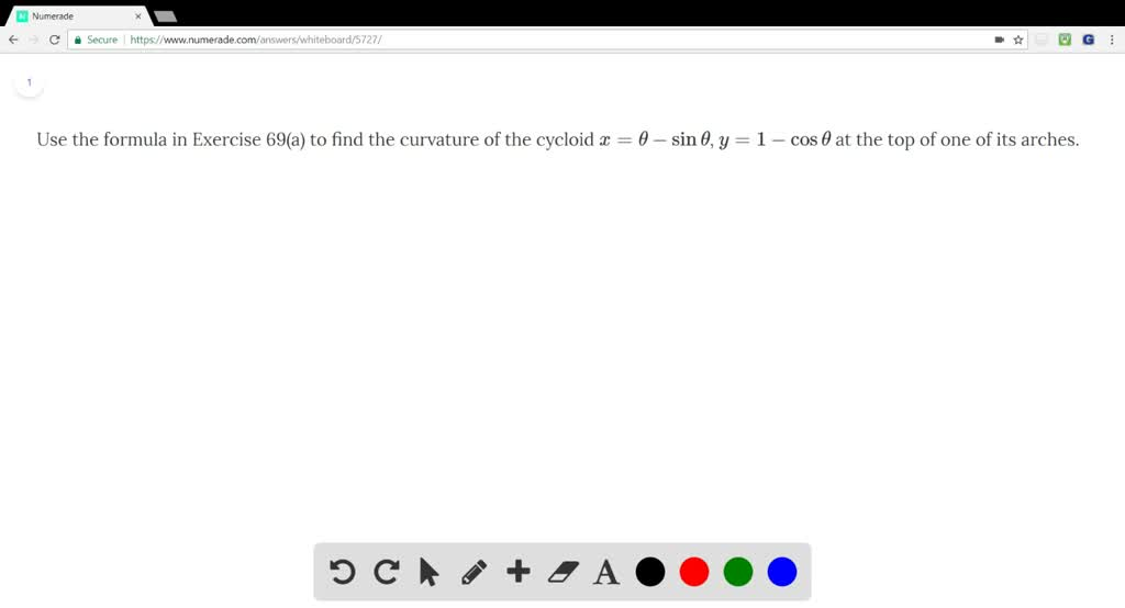 Solution for Use the formula in Exercise 69(a) to find the