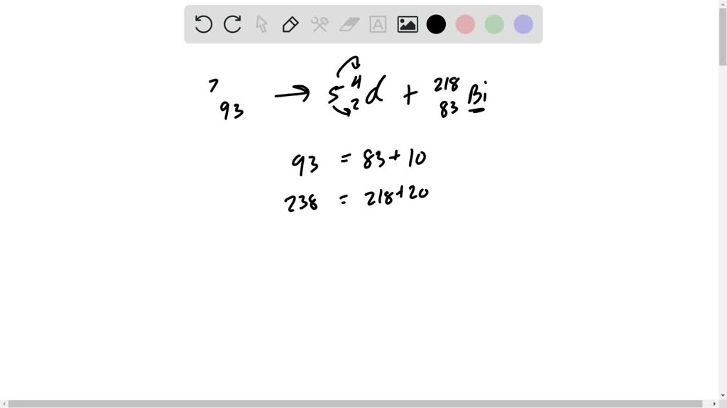 write nuclear equations to represent the formatio…