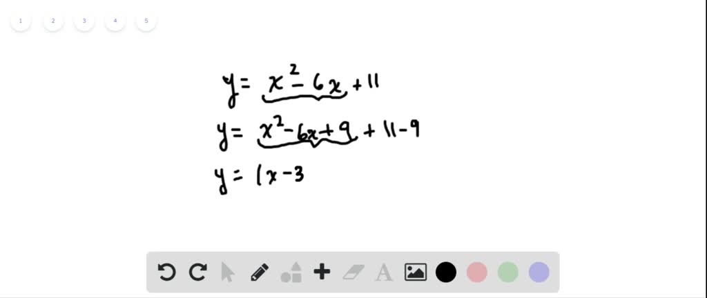 write each general equation in standard form fin…