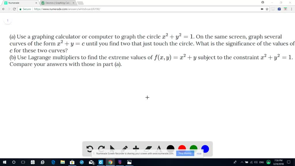 Solution for (a) Use a graphing calculator or computer to