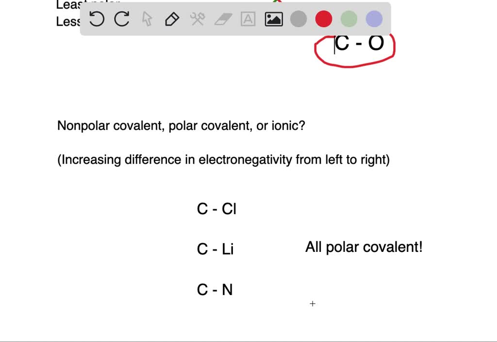 Are these molecules polar covalent or nonpolar co…