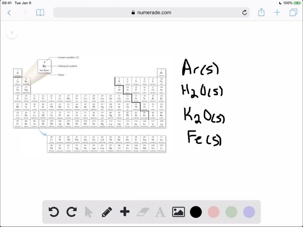 Solved Identify Each Solid As Molecular Ionic O