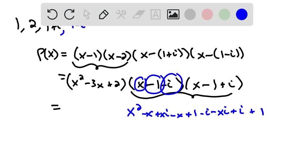 solvedwrite a fourthdegree polynomial function