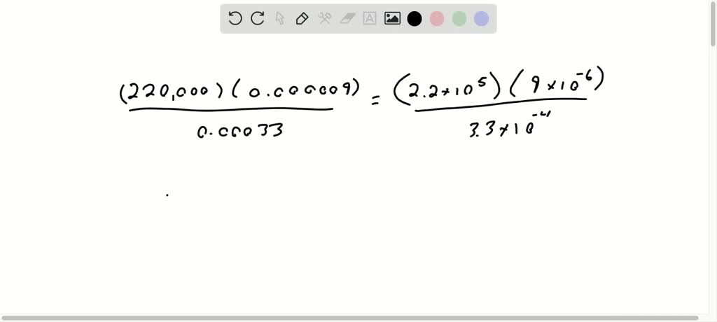solvedwrite each number in scientific notation a…